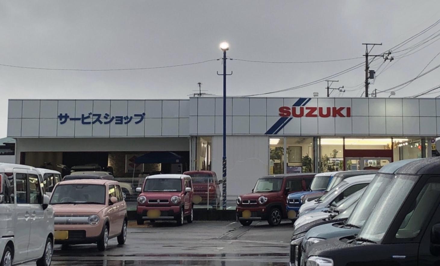 牧之原市☆SUZUKIモータース